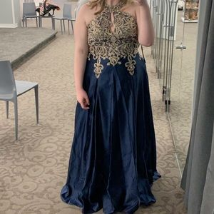 Prom Dress. Worn once for prom.